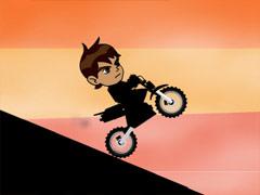 Ben10 Hard Bike